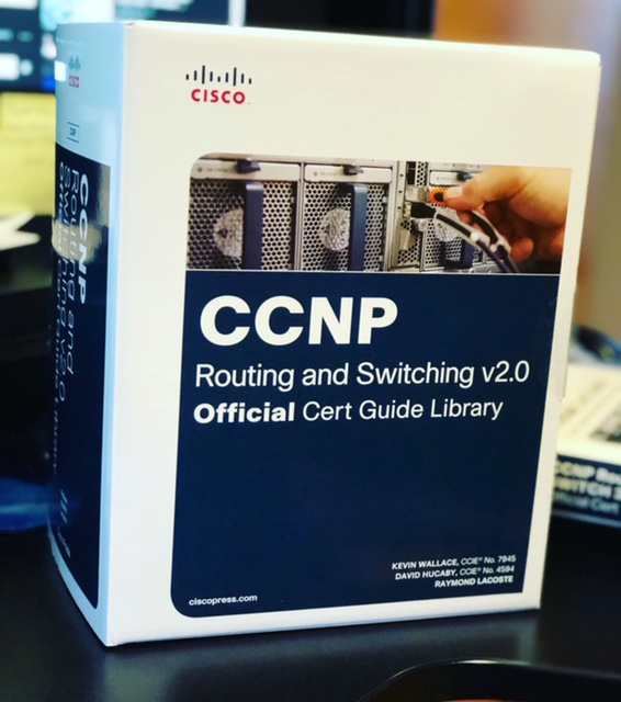 CCNP Library